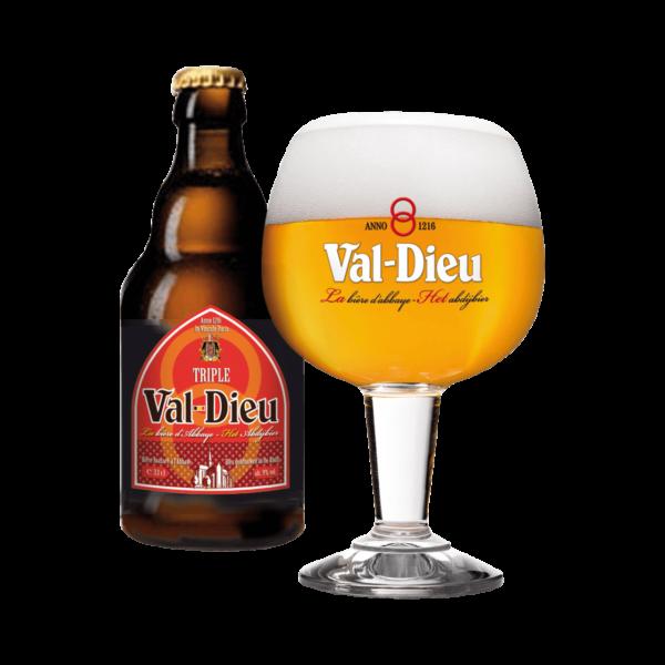 val-dieu triple beer