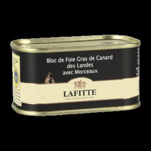 foie gras igp with pieces